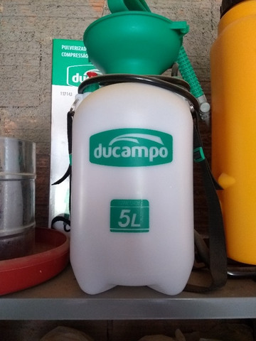 Pulverizador do campo 5 litros