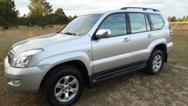 Toyota Land Cruiser Prado 3.0 diesel 8 lugares