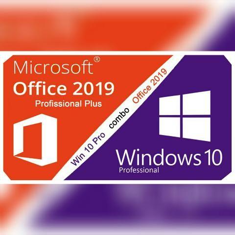 DVD Windows 10 Pró 2019 (Lançamento)