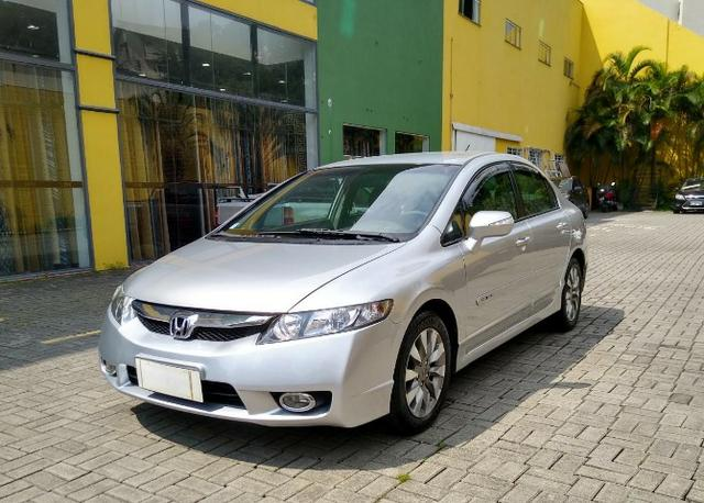 Honda Civic LXL 1.8 Flex Manual - Foto 3