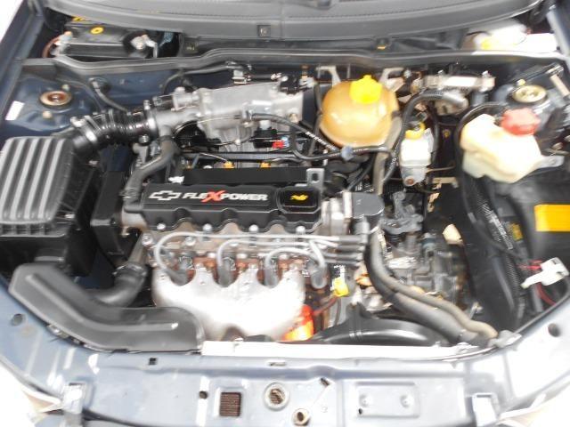 Chevrolet classic life 2007/2008 com vidros travas e alarme som lacrado - Foto 10