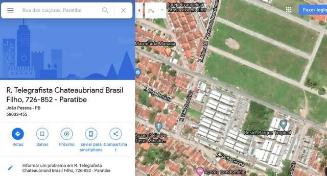 Terreno Comercial Paratibe,18x40 720m² Em Até 10 Parcelas Códico 3062