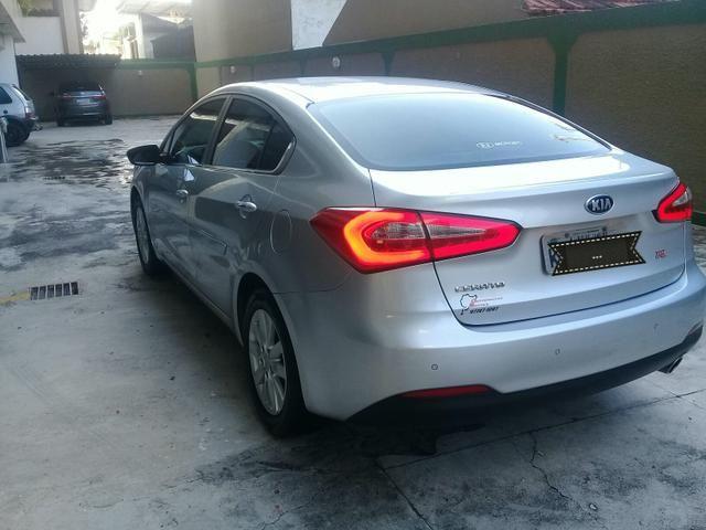 Kia Motors Cerato 1 6 16v Flex Aut  2014
