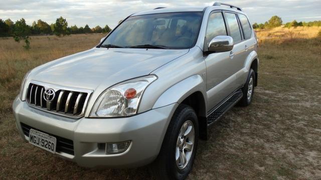 Toyota Land Cruiser Prado 3.0 diesel 8 lugares - Foto 5