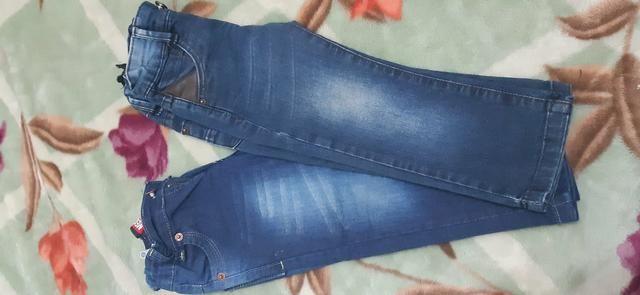 Calça jeans menino - Foto 2