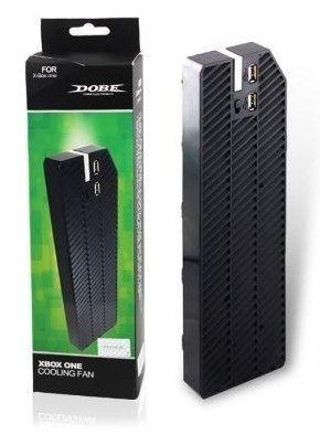 Cooler Externo Com 3 Ventoinhas Fan Para Console Xbox One