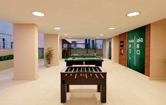 Apartamento com 3 quartos à venda, 93 m² por R$ 397.358 - Jardim Atlântico - Foto 13