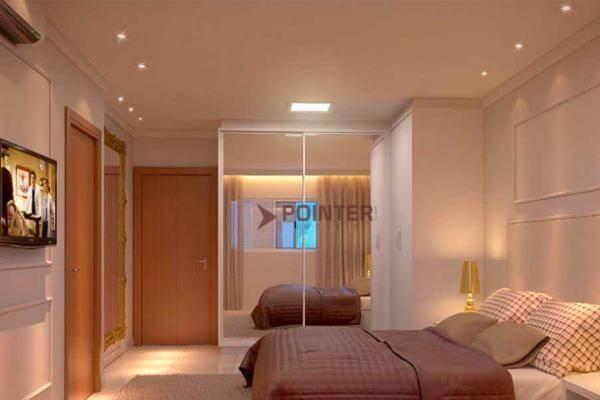 Apartamento com 3 quartos à venda, 72 m² por R$ 322.338 - Vila Rosa - Foto 2