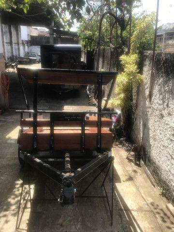 Carretinha para transporte de carga - Foto 3