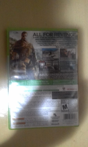 Jogo XBOX 360 Metal Gear 5 - Foto 2
