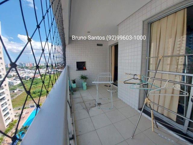 Key Biscayne Morada do Sol, Adrianópolis,  98m², Três dormitórios.  - Foto 2