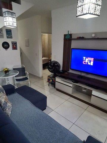 Casa Duplex Mobiliada com 3/4 - Marechal Deodoro  - Foto 2