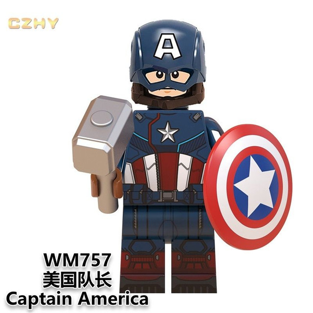 Marvel Lego Miniaturas Super Heroes - Foto 4