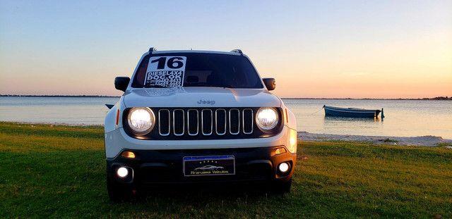 Jeep Renegade Diesel 4x4 Impecável  - Foto 2
