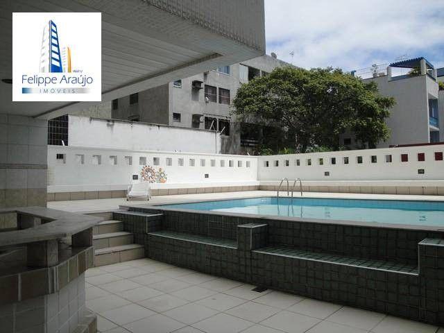 Apartamento com 4 dormitórios à venda, 251 m² por R$ 820.000,00 - Meireles - Fortaleza/CE - Foto 3