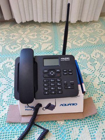 Aparelho celular ruaral  - Foto 2