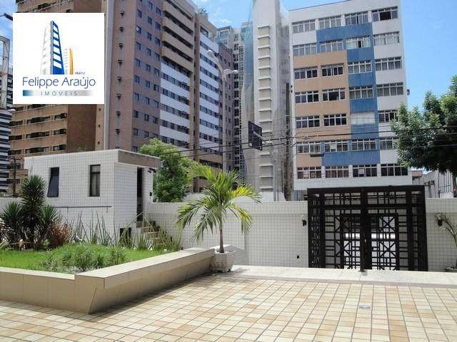 Apartamento com 4 dormitórios à venda, 251 m² por R$ 820.000,00 - Meireles - Fortaleza/CE - Foto 14