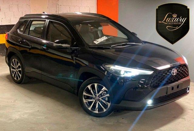 Corolla-Cross XRE 2022 0 Km Blindado Pronta Entrega