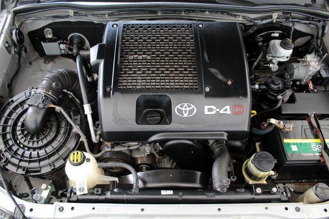 Toyota Hilux SRV turbo diesel 4x4 aut. - Foto 7