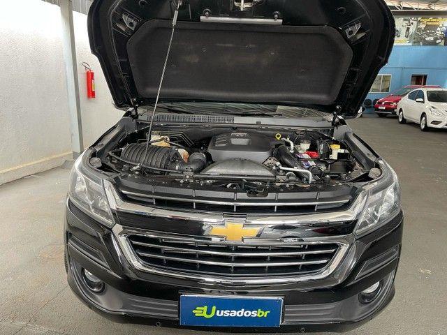 S10 Ltz 4x4 automática 2018 Super Conservada - Foto 14