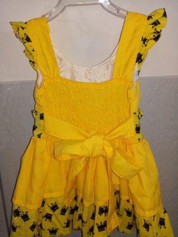 Vendo : Lote de 5  vestidos infantil - Foto 6