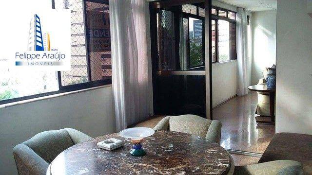 Apartamento com 4 dormitórios à venda, 251 m² por R$ 820.000,00 - Meireles - Fortaleza/CE - Foto 10