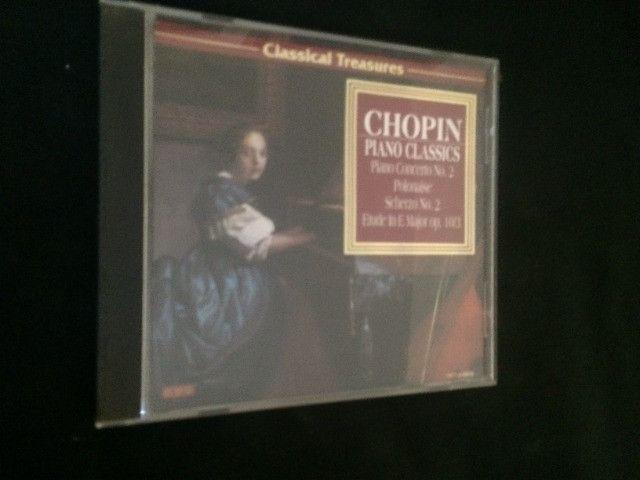 Classical Treasures: Chopin - Piano Classics