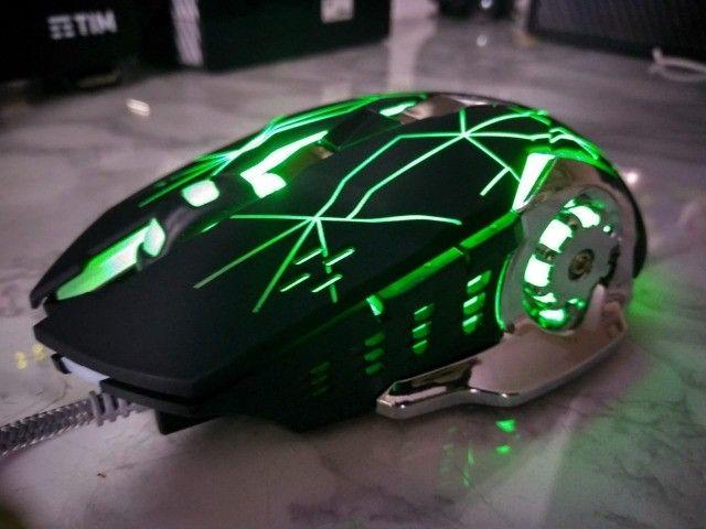 mouse k-snake q5 - Foto 3