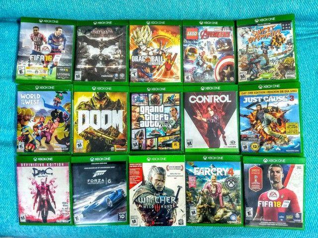 Ótimo preço em jogos para Xbox one, 300 jogos disponíveis