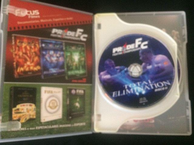 DVD Pride - Total Elimination - Foto 2
