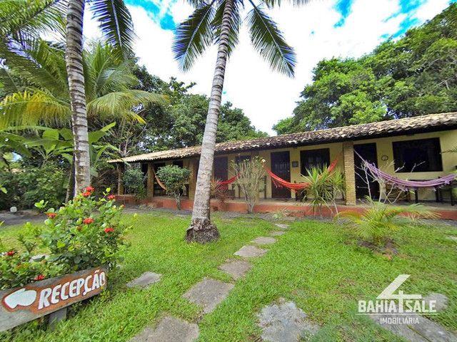 Pousada com 12 dormitórios à venda, 600 m² por R$ 1.490.000,00 - Imbassai - Mata de São Jo