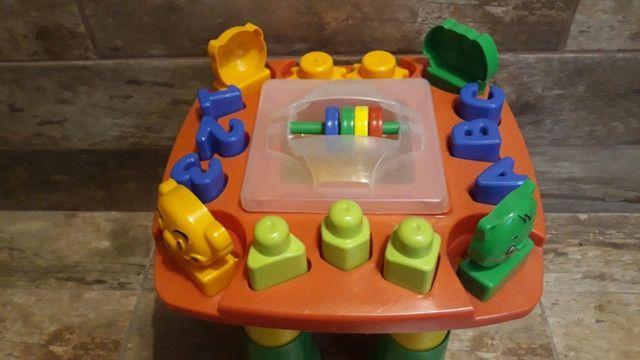 Brinquedo Mesa de Atividades Infantil - Foto 6