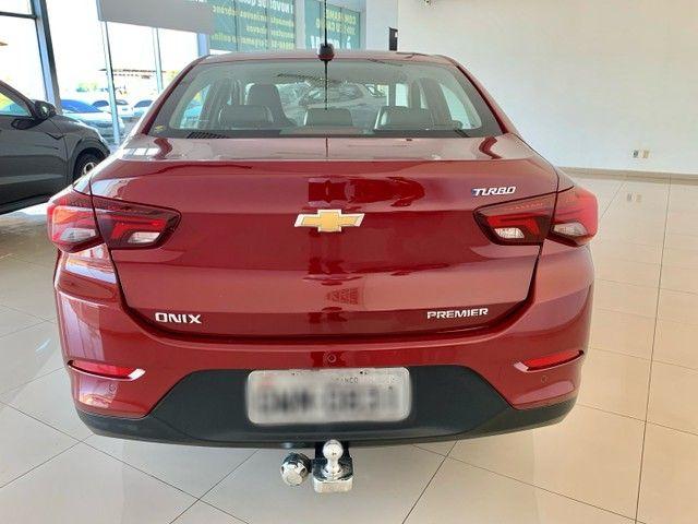 GM - ONIX SED. PLUS PREMIER 1.0 TURBO AUT 2019/2020 - Foto 5