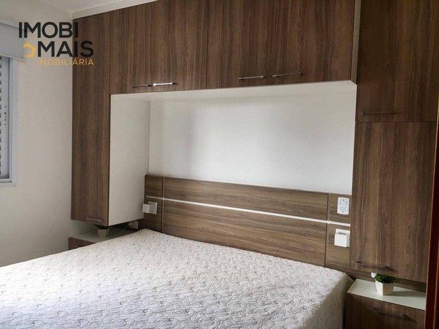Apartamento com 2 dormitórios à venda, 75 m² por R$ 455.000,00 - Vila Aviação - Bauru/SP - Foto 6