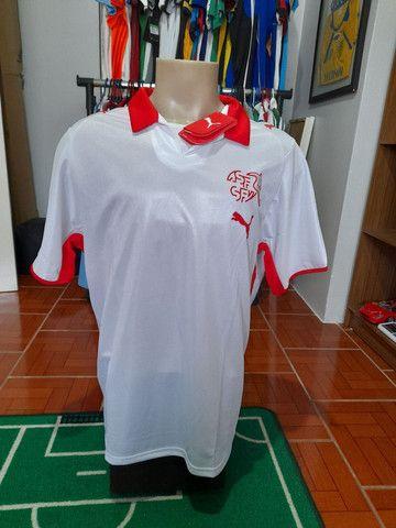 Camisa Suíça 2007/08