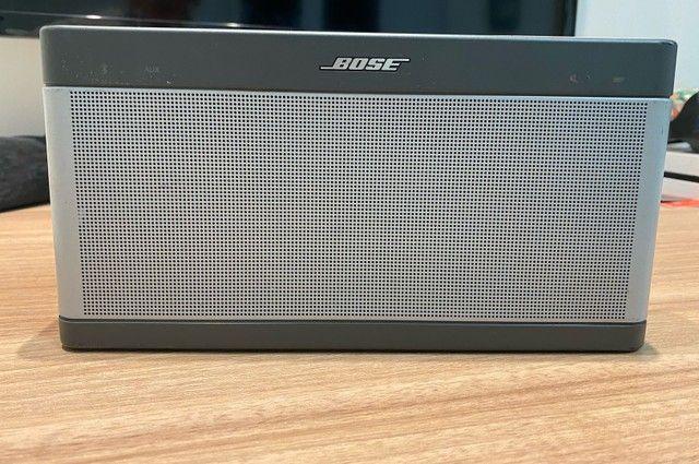 Bose / caixinha de som bluetooth Bose SoundLink