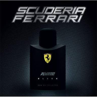 Perfume Ferrari Black 125 ml