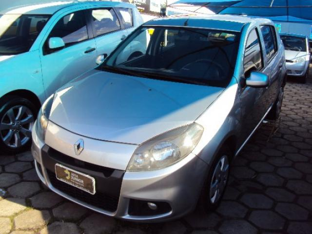 Renault sandero 2014 1.0 authentique 16v flex 4p manual
