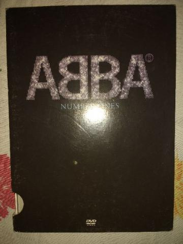 Dvd Abba - Number Ones