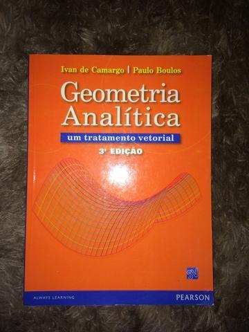 Geometria Analítica- Paulo Boulos ed. 3