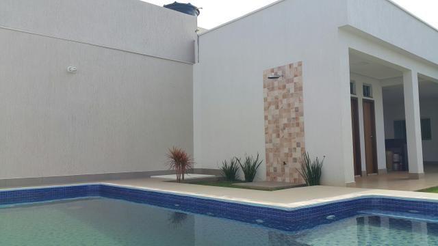 Casa nova 3quartos 3 suítes piscina churrasqueira rua 8 Vicente pires - Foto 20