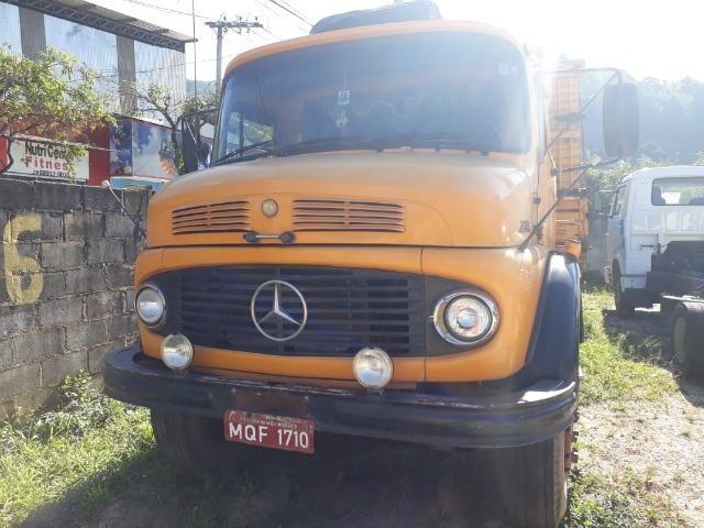 Captivating Caminhão Mercedes Benz / L 2013 Truck Turbinado Hidráulico 1979!