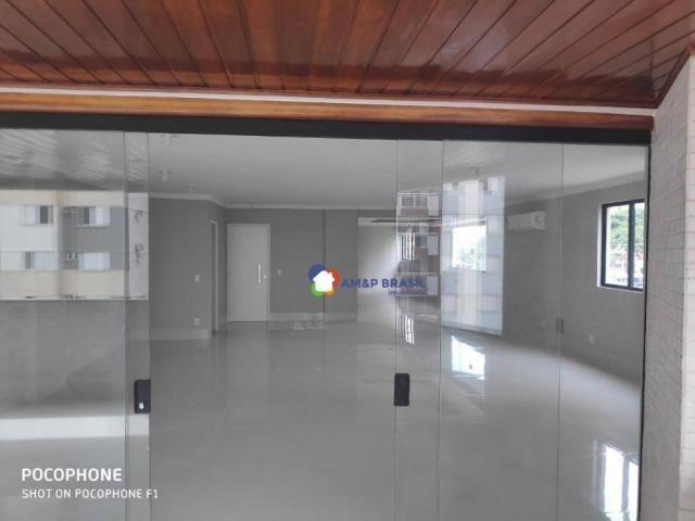 Apartamento com 4 dormitórios à venda, 270 m² por r$ 880.000,00 - setor bueno - goiânia/go - Foto 2