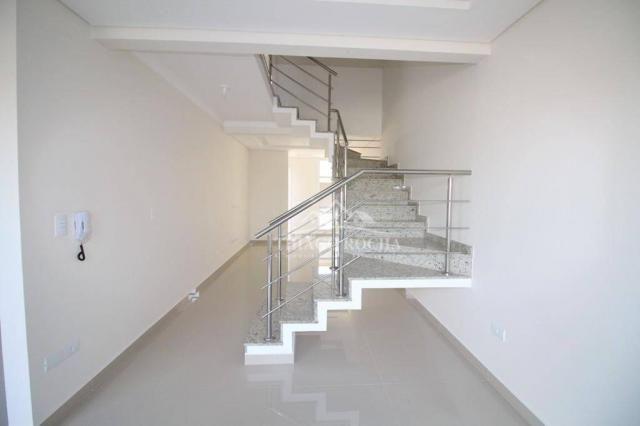 Sobrado com 3 dormitórios à venda, 134 m² por r$ 520.000,00 - cruzeiro - são josé dos pinh - Foto 3