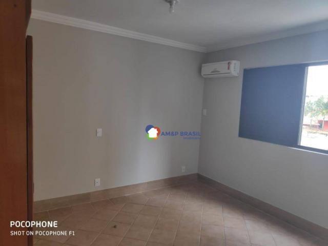 Apartamento com 4 dormitórios à venda, 270 m² por r$ 880.000,00 - setor bueno - goiânia/go - Foto 18