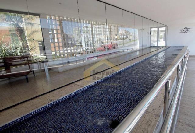 Apartamento com 3 dormitórios à venda, 166 m² por r$ 850.000,00 - condomínio des arts - ta - Foto 17