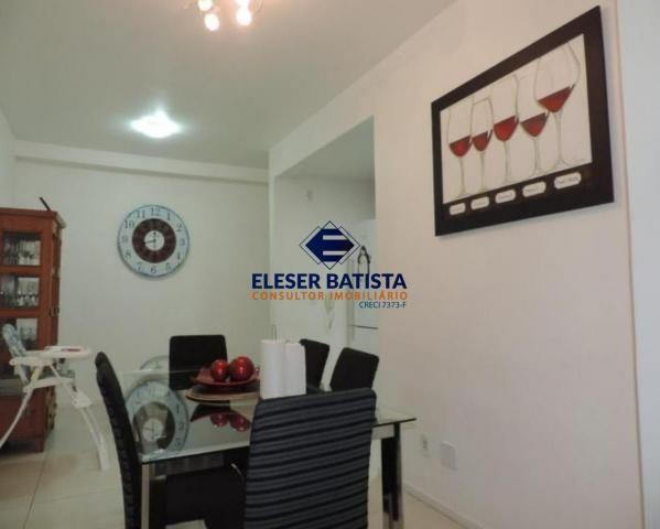 Apartamento à venda com 3 dormitórios em Villaggio limoeiro, Serra cod:AP00224 - Foto 2
