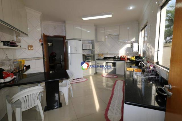 Sobrado com 4 dormitórios à venda, 380 m² por R$ 1.600.000,00 - Residencial Granville - Go - Foto 10