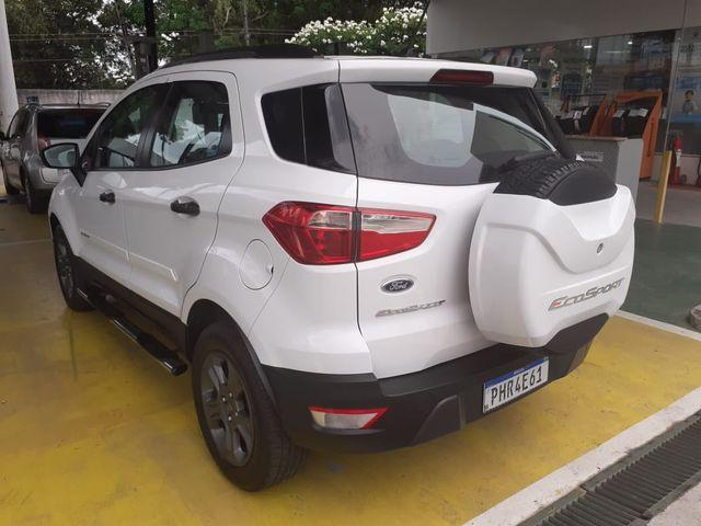Ford Ecosport FreeStyle 1.5 AT - Foto 6