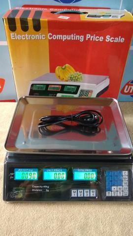 Balança Digital 40 kg [entregamos grátis] 980157425 - Foto 2